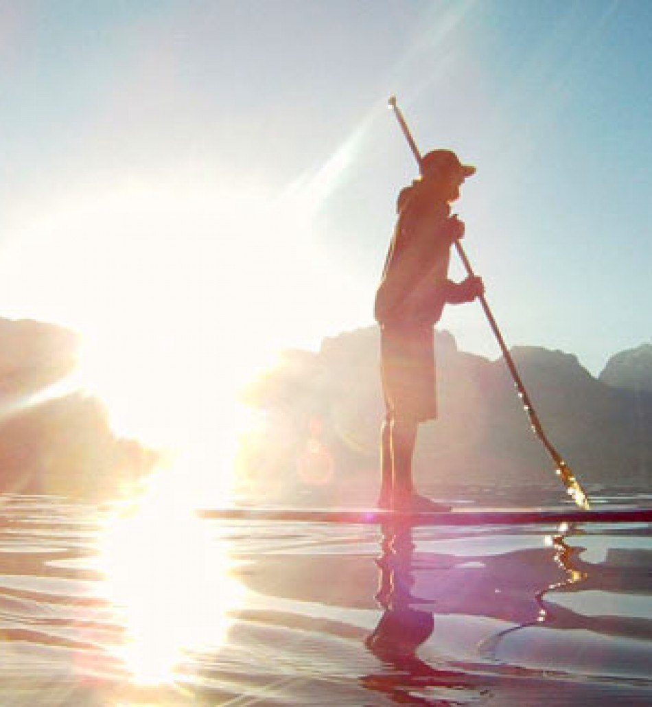 Portfolio Stand Up Paddle n°2
