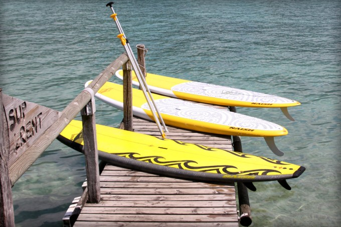 Stand Up Paddle / Sevrier / Naish Nalu & Mana