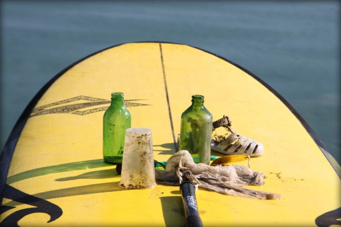 Clean up / Stand Up Paddle / Lac d'Annecy